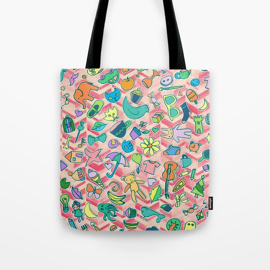 All The Little Things Tote Bag