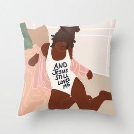 Lenna Throw Pillow