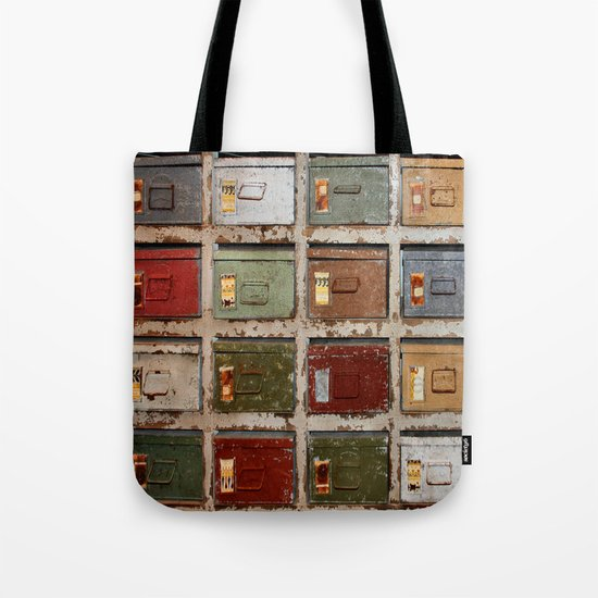 Drawers Tote Bag