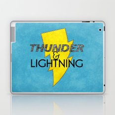 Thunder & Lightning Laptop & iPad Skin