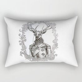 Oh Deer Lord Rectangular Pillow