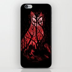 Mister Poe's Guilt Trip iPhone & iPod Skin