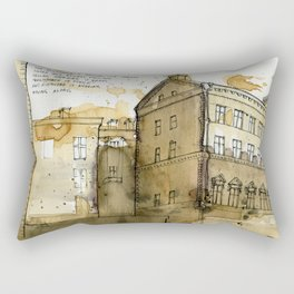 Resistance Rectangular Pillow