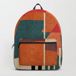in the autumn Backpack