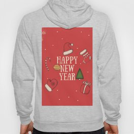 New Year, Cristmas, winter holidays Hoody