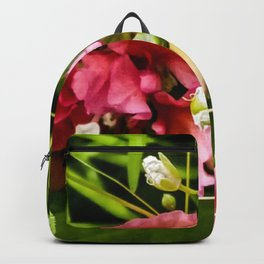 Flowers and Baby's Breath Too Backpack