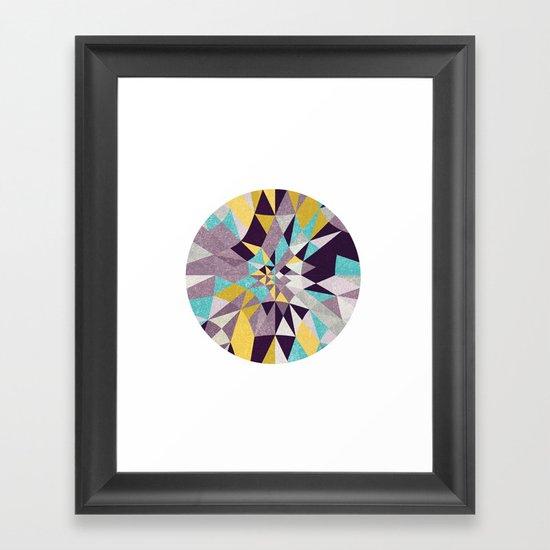 blow Framed Art Print