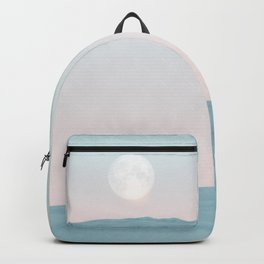 Pastel desert II Backpack