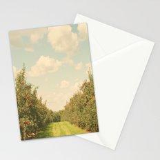 Allée de Pommes Stationery Cards