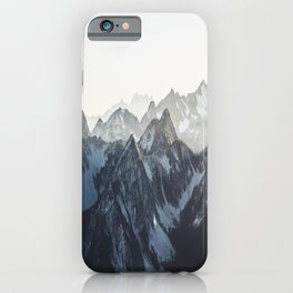 Mountain Mood iPhone Case