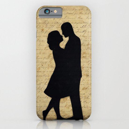 Loving Couple iPhone & iPod Case