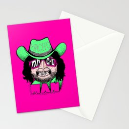 Macho Macho Man! (Randy Savage) Stationery Cards