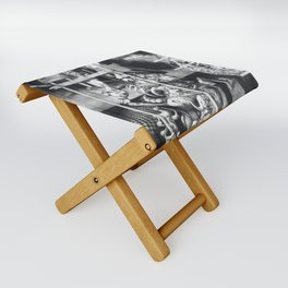 CTHULHU MONUMENTS Folding Stool