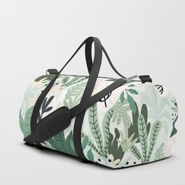Into the jungle II Duffle Bag