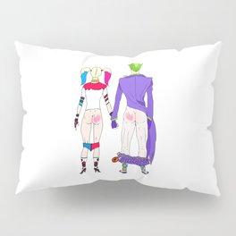 LOVE is no BUTT Joke Pillow Sham