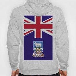 Falkland Islands flag emblem Hoody