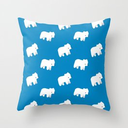 Sustainable Love Throw Pillow