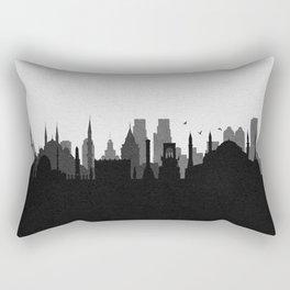 City Skylines: Istanbul Rectangular Pillow