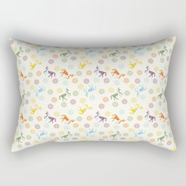 Job 39: Believe in the Unbelievable! Rectangular Pillow