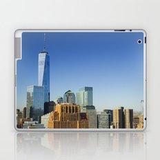 World Trade Center Freedom Tower NYC Laptop & iPad Skin