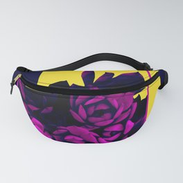 Neon Succulents #society6 #succulent Fanny Pack