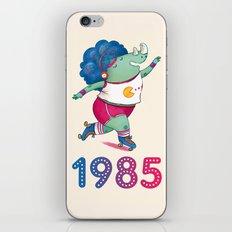 1985 iPhone & iPod Skin