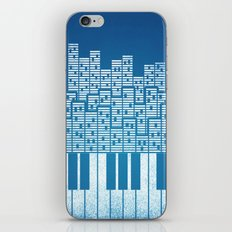 City of Amp iPhone & iPod Skin