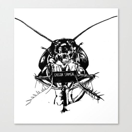 The Metamorphosis Canvas Print