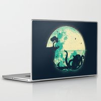 friend Laptop & iPad Skins featuring The Big One by Jay Fleck