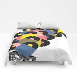 Untitled (Hi-Fidelity) Comforters
