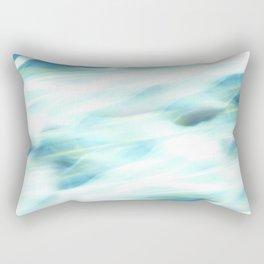 Ocean In Motion Rectangular Pillow