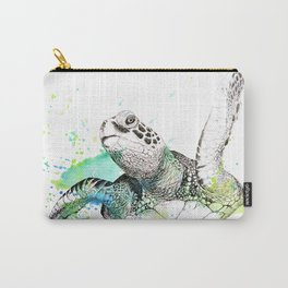 Sea Turtle I Carry-All Pouch