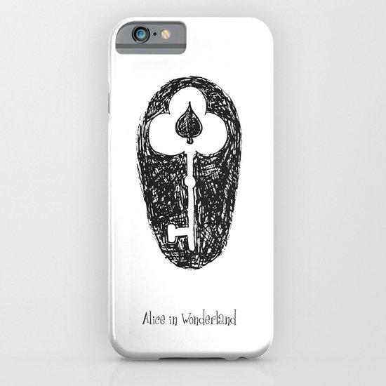 Alice II iPhone & iPod Case