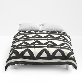 Chevron Tribal Comforters