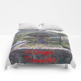 el Drago Teneriffa  (A7 B0101) Comforters
