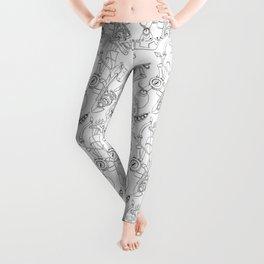 Ocarina Patterns Leggings