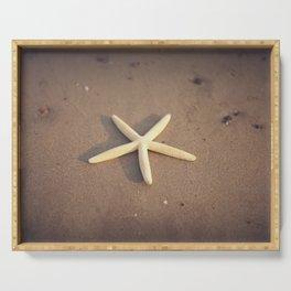 Starfish Serving Tray