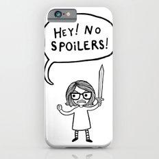 No Spoilers Slim Case iPhone 6s
