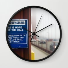 There is hope Wall Clock