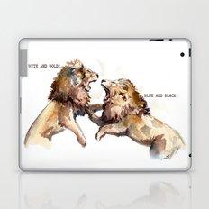 Dress fight - Blue or white? Laptop & iPad Skin