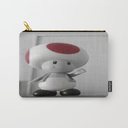 Vote Toad Carry-All Pouch