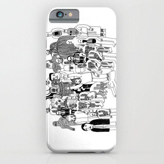 Monster Mash iPhone & iPod Case