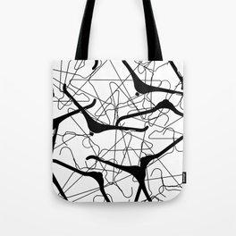 Hangle Tangle Tote Bag