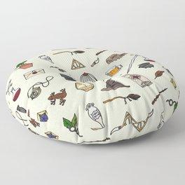 Harry Pattern Floor Pillow