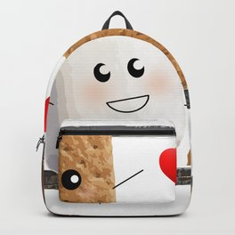 Friends with Smores Backpack
