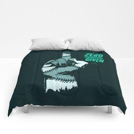 Franken Fuck Off Comforters