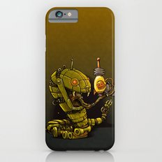 Robot Reptile Raygun iPhone 6s Slim Case
