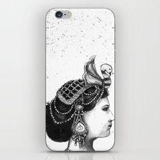 1920s Circus Queen iPhone & iPod Skin