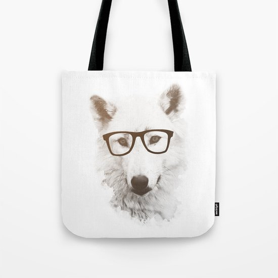 SMART WOLF Tote Bag
