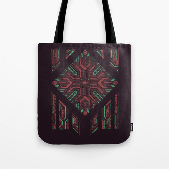 Compartmentalized Tote Bag